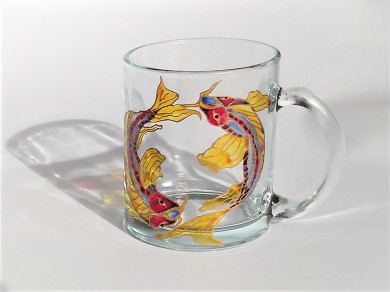 GLASS SERIES FISH